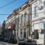 Casa Ionel Plesia, azi Biblioteca Omnia Craiova - exterior