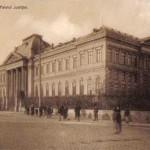 Palatul de Justitie - Universitatea din Craiova, 1910