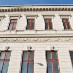 Universitatea din Craiova - detaliu fatada