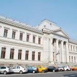 Universitatea din Craiova - fatada sudica