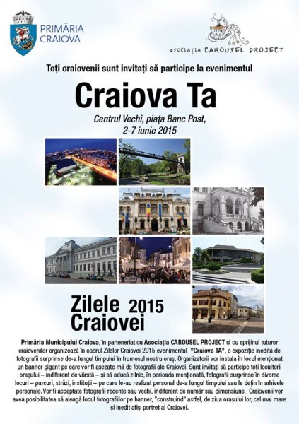Afis Craiova Ta - Carousel Project