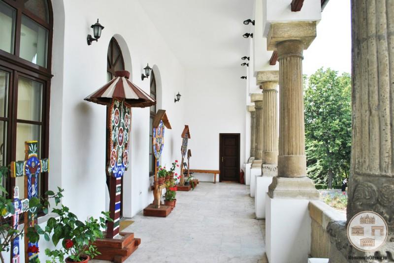 Casa Baniei, Craiova - logie
