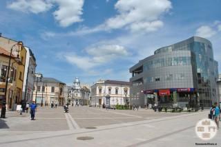 Centrul istoric al Craiovei - Piata Fratii Buzesti