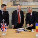 Ambasadorul primit la Palatul Administrativ din Craiova (2)