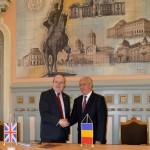 Ambasadorul primit la Palatul Administrativ din Craiova (4)