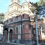 Biserica Sf Ilie, Craiova - In timpul lucrarilor de renovare a centrului orasului