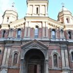 Biserica Sf Ilie, Craiova - fatada vestica