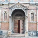 Biserica Sf Ilie, Craiova - intrare