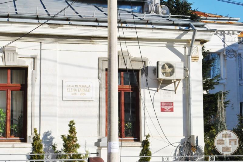 Casa memoriala Elena Farago, Craiova