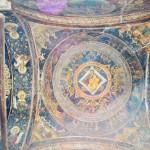 Manastirea Cozia - Biserica Sf Treime - pictura pridvor (2)
