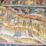 Manastirea Cozia - Biserica Sf Treime - pictura pridvor (3)