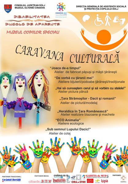 Muzeul Olteniei - Caravana Culturala