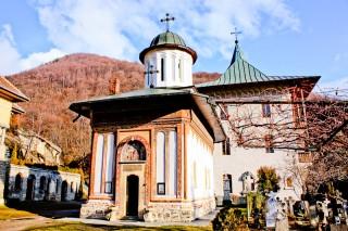 Biserica Schimbarea la Față a Mânăstirii Turnu