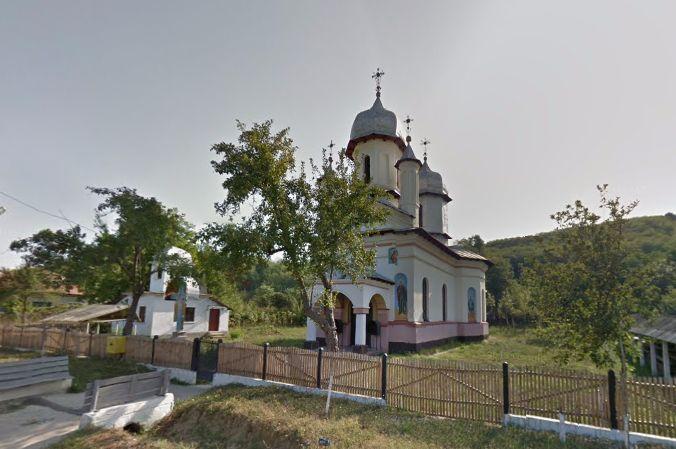 Biserica Sf. Împărați din Stejari, Gorj