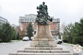 Monumentul Barbu Stirbei, Craiova