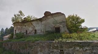 Ruinele bisericii Adormirea Maicii Domnului, Ocnele Mari