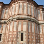 Biserica Sf Arhangheli Mihail si Gavriil, Craiova - absida laterala