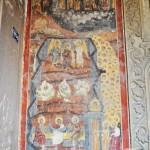 Biserica Sf Arhangheli Mihail si Gavriil, Craiova - pictura pridvor