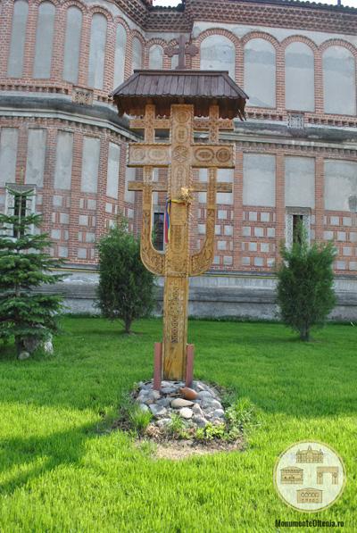 Biserica Sf Arhangheli Mihail si Gavriil, Craiova - troita lemn
