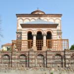 Biserica Sf Arhangheli Mihail si Gavriil, Craiova - vedere frontala