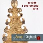 Aurul si argintul antic al Romaniei, Sfantu Gheorghe