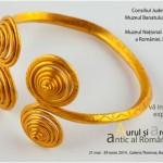 Aurul si argintul antic al Romaniei, Timisoara