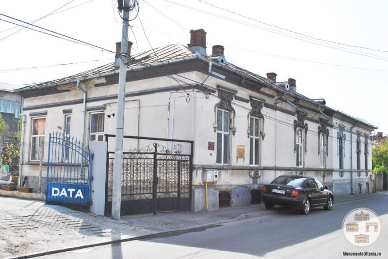 Casa Brailoiu Lecca, Craiova