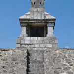 Monumentul Proclamatiei de la Pades - altar