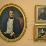 Portretele lui Iancu Otetelisanu si ale sotilor Pavlovici de Constantin Lecca