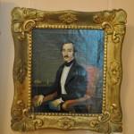 Portretul lui Grigorie Laceanu de Constantin Lecca
