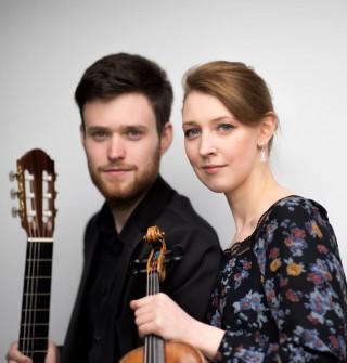 Recital Duo ohne Worte la Muzeul de Arta Craiova