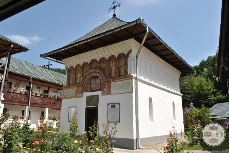 Schitul Iezer, Valcea