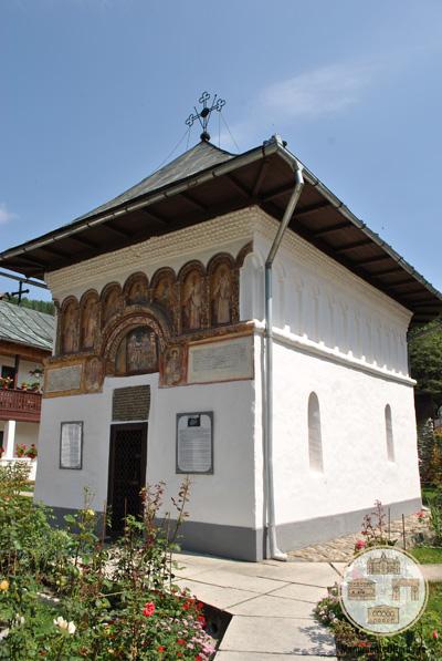 Schitul Iezer, Valcea - Biserica Intrarea in Biserica a Maicii Domnului