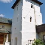 Schitul Iezer, Valcea - turn clopotnita