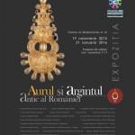 Aurul si argintul antic al Romaniei la Craiova
