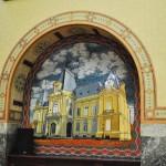 Banca Comertului - Primaria Municipiului Craiova - Mozaic Palatul Jean Mihail
