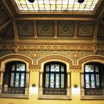 Banca Comertului - Primaria Municipiului Craiova - decoratiuni pereti etaj