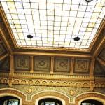 Banca Comertului - Primaria Municipiului Craiova - elemente decorative pereti etaj