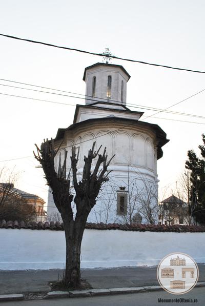 Biserica Obedeanu, Craiova