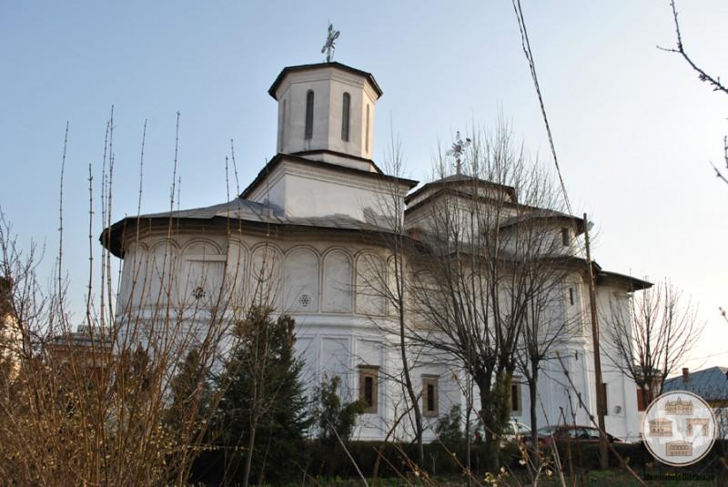 Biserica fostei manastiri Obedeanu, Craiova