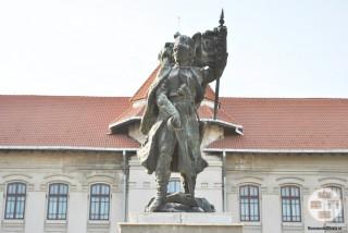 Monumentul lui Tudor Vladimirescu, Craiova