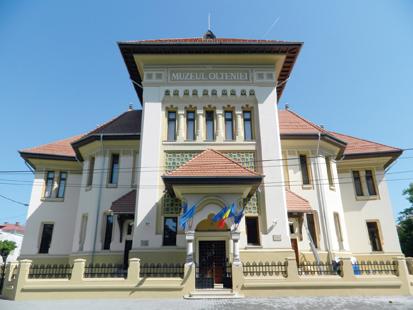Muzeul Olteniei - Sectia de Istorie Arheologie