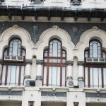 Palatul Administrativ Craiova - arcuri trilobate