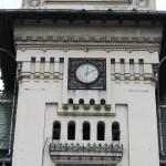 Palatul Administrativ Craiova - ceas de pe fatada vestica