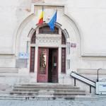 Palatul Administrativ Craiova - intrare fatada estica