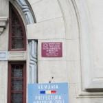 Palatul Administrativ Craiova - placuta monument istoric
