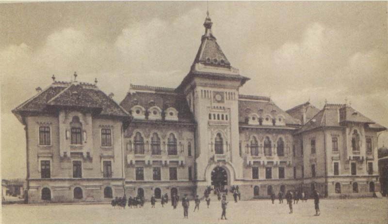 Palatul Administrativ din Craiova - 1916 (greenstone.bjc.ro)