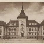 Palatul Administrativ din Craiova - Prefectura Dolj in 1945 (imagoromaniae.ro)