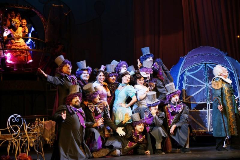 Spectacolul La Cenerentola la Opera Romana Craiova (1)