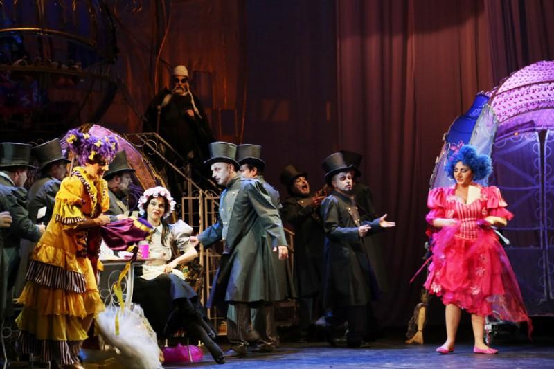 Spectacolul La Cenerentola la Opera Romana Craiova (2)